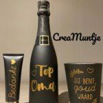 Fles Cava – klein (gepersonaliseerd)
