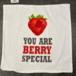 Kussensloop You are berry special